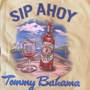 Sip Ahoy Tommy Bahama TShirt.